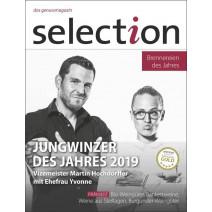Genussmagazin selection Ausgabe 03/2019