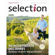 Genussmagazin selection Ausgabe 02/2020