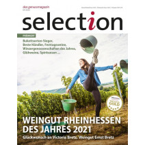 Genussmagazin selection Ausgabe 04/2020