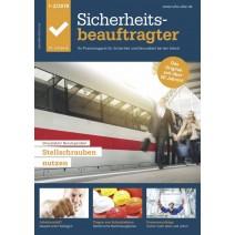 Sicherheitsbeauftragter Digital Ausgabe 1-2/2018