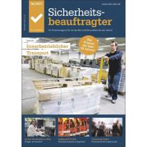Sicherheitsbeauftragter DIGITAL Ausgabe 6/2021