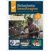 Sicherheitsbeauftragter DIGITAL Ausgabe 7-8/2021