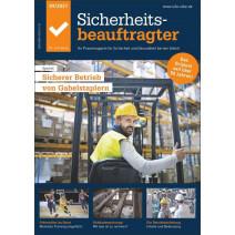 Sicherheitsbeauftragter DIGITAL Ausgabe 9/2021