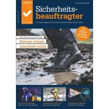 Sicherheitsbeauftragter DIGITAL Ausgabe 10/2021