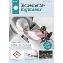 Sicherheitsingenieur Ausgabe 11/2017