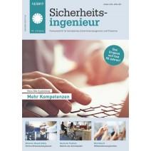 Sicherheitsingenieur Ausgabe 12.2017