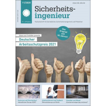Sicherheitsingenieur Ausgabe 11/2020