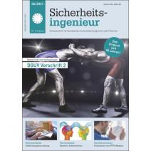 Sicherheitsingenieur Ausgabe 06/2021