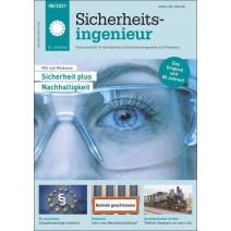 Sicherheitsingenieur Ausgabe 08/2021