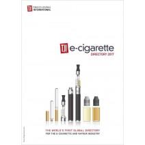 e-cigarette 2017
